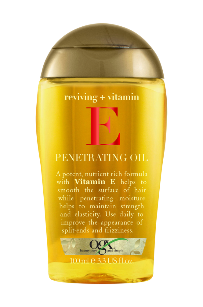 Ogx Vitamin E Penetrating Oil 100 ml Unisex No color