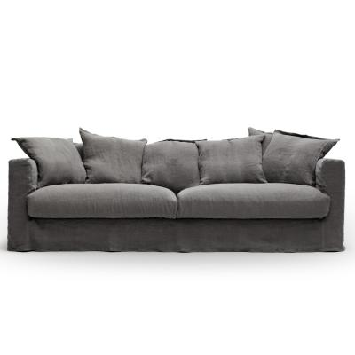 Le Grand Air 3-setersofa, Smokey Granite