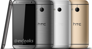 HTC One Mini M8 er «bekreftet»