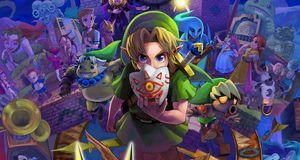 The Legend of Zelda: Majora's Mask til Nintendo 3DS