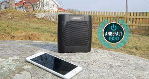 Test: Bose Soundlink Colour