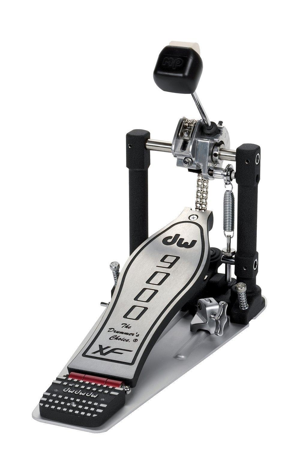 DW CP9000XF Single Pedal Extended Footboard