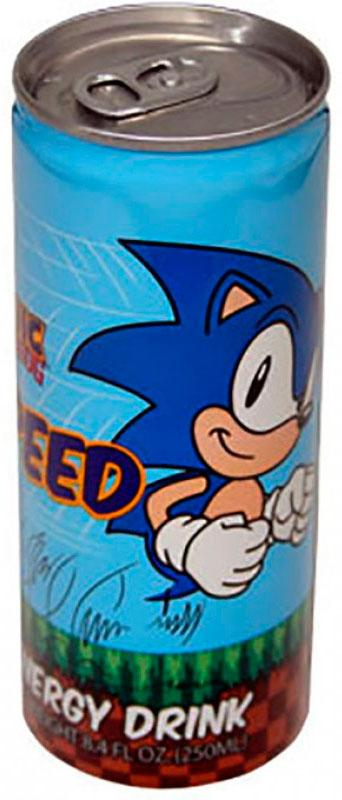 Energidrikk Sonic the Hedgehog
