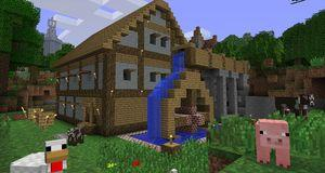 Lokal flerspiller for Xbox-Minecraft