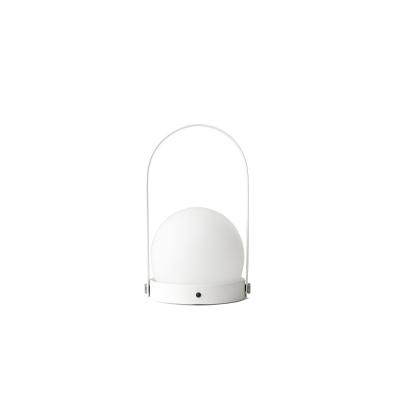 Carrie LED lampe, vit