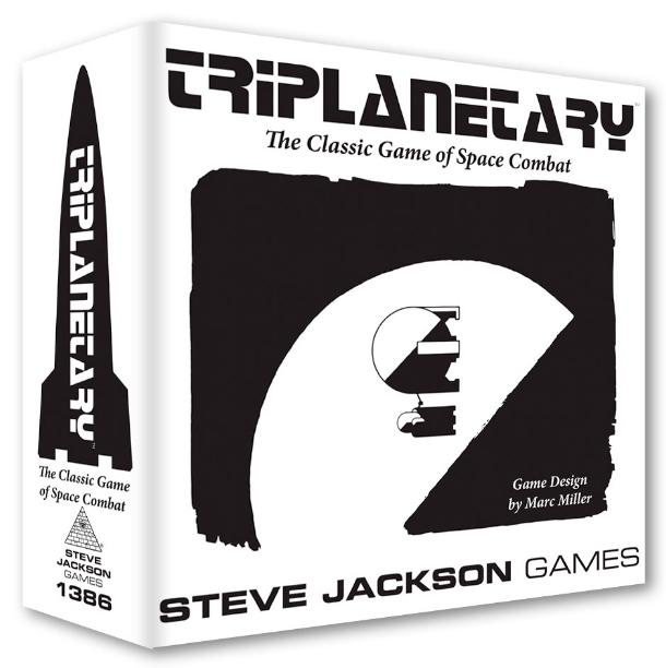 Triplanetary Brettspill The Classic Game of Space Combat