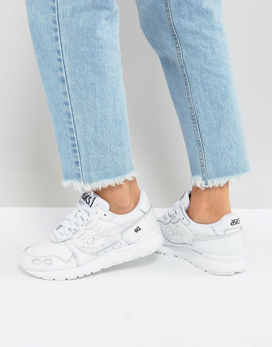 Asics Gel-Lyte Trainers In White