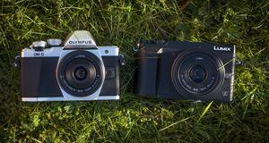 Test: Panasonic Lumix GX80 VS Olympus OM-D E-M10 II