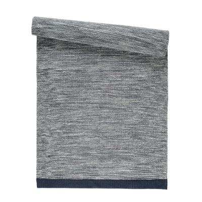 Loom gulvteppe 80x160, granite grey