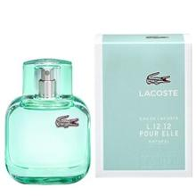 Lacoste L.12.12 Elle Natural - Eau de toilette (Edt) Spray 50 ml