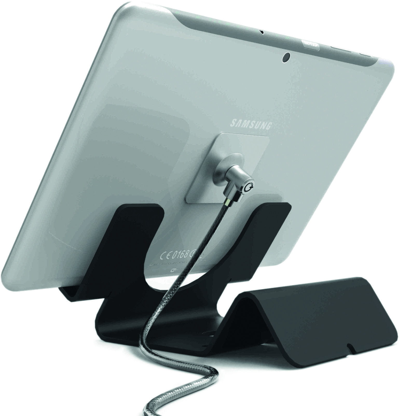 Maclocks Universal Tablet Security Holder (iPad) - Svart P142-5