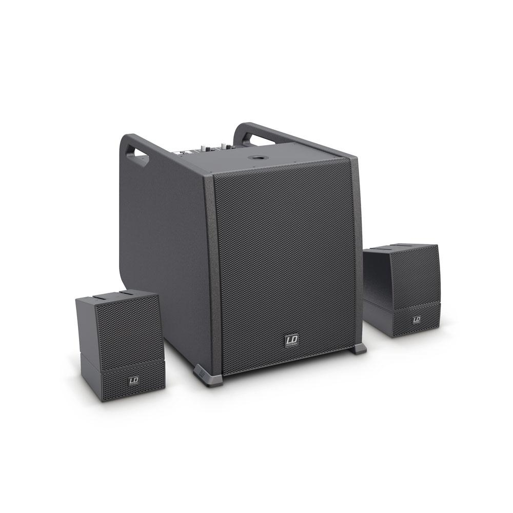 LD Systems CURV 500 AVS Portable Array System with cables