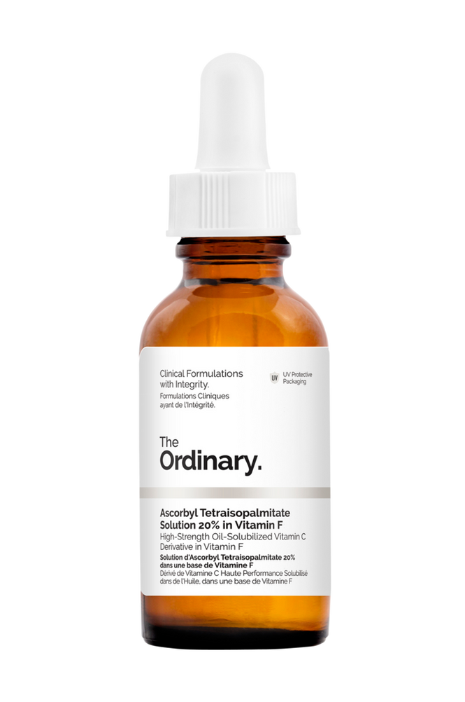The Ordinary Ascorbyl Tetraisopalmitate Solution 20% in Vitamin F 30ml Unisex No color