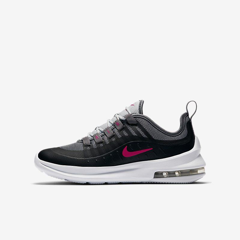 Nike Air Max Axis sko til store barn - Black Unisex Kids > Shoes > Casualwear 36
