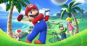 Anmeldelse: Mario Golf World Tour
