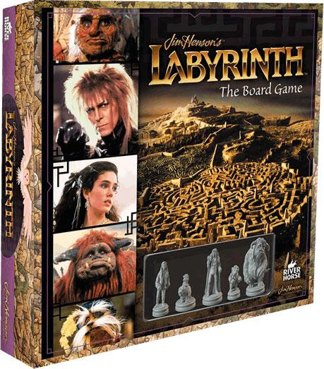Labyrinth The Board Game Jim Hensons