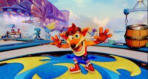 Crash Bandicoot 1, 2 og 3 gjenskapes til PlayStation 4