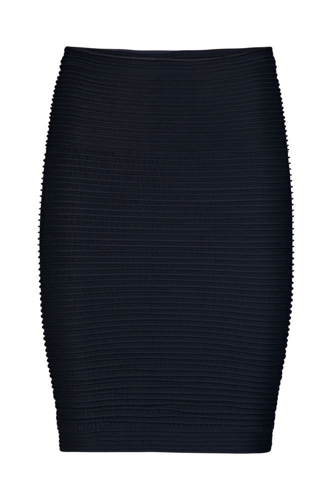 Saint Tropez Skjørt Women Blue deep