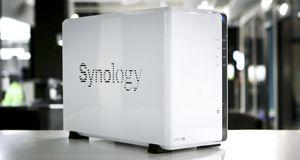 Test: Synology DiskStation DS216j