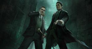 Anmeldelse: Sherlock Holmes: Crimes & Punishments