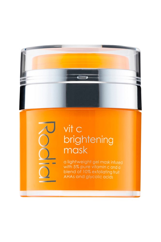 Rodial Vit C Brightening Mask 50 ml Unisex No color