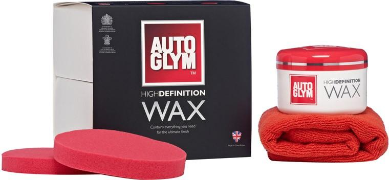 AUTOGLYM High Definition Wax - Lakkvoks