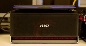 Test: MSI GS30 Shadow Gaming Dock