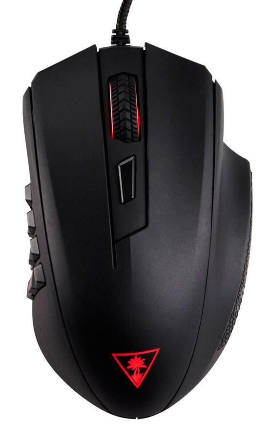 Turtle Beach Arena MMO/MOBA Gaming Mouse Perfekt til LOL, DOTA, HOTS osv.