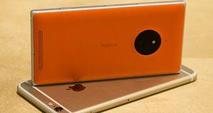Test: Nokia Lumia 830