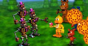 Five Nights at Freddy's World trekkes tilbake fra Steam