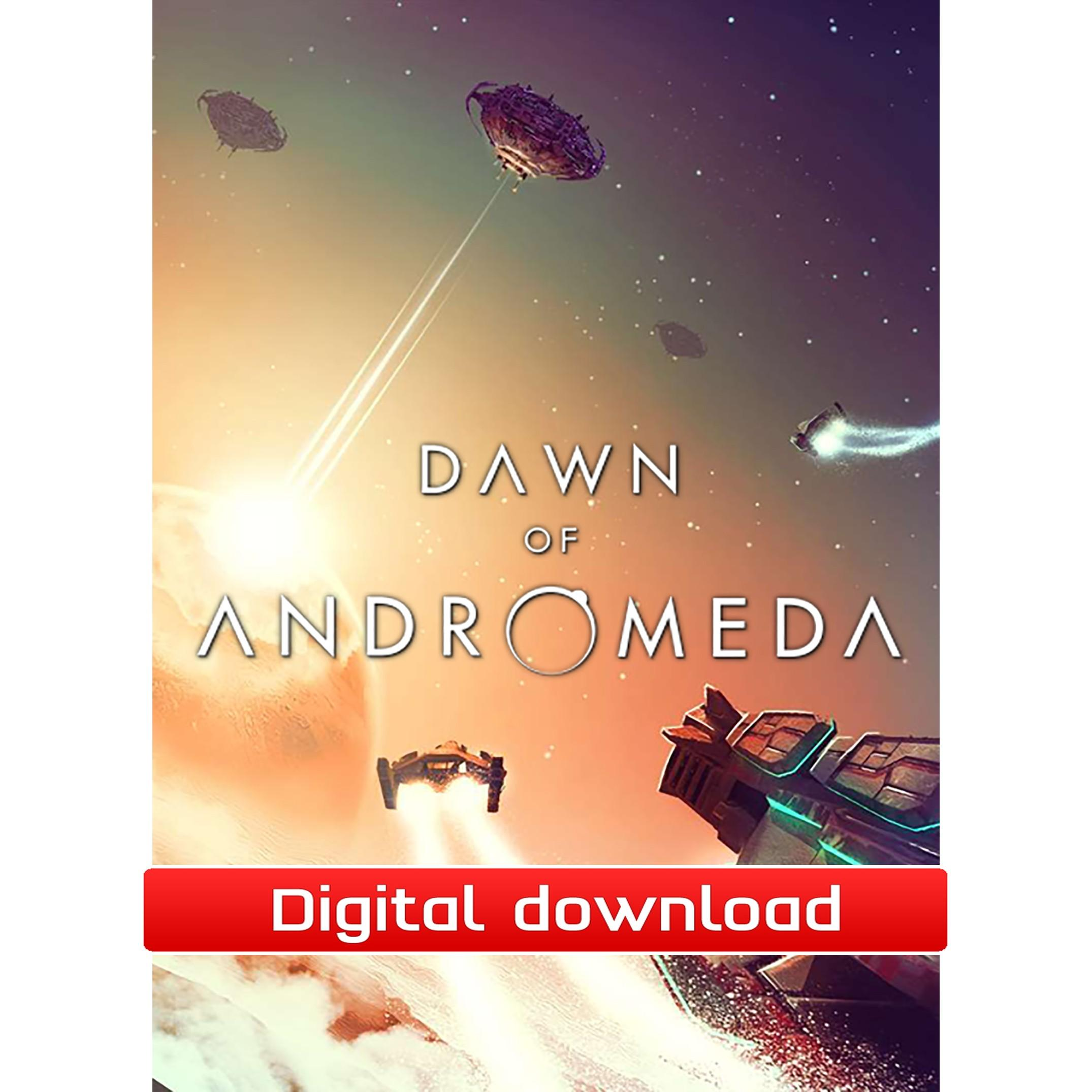 Dawn of Andromeda - Early Access (PC nedlastning)