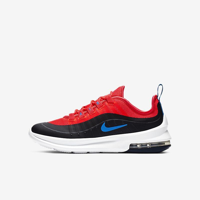 Nike Air Max Axis sko til store barn - Red Unisex Kids > Shoes > Casualwear 36