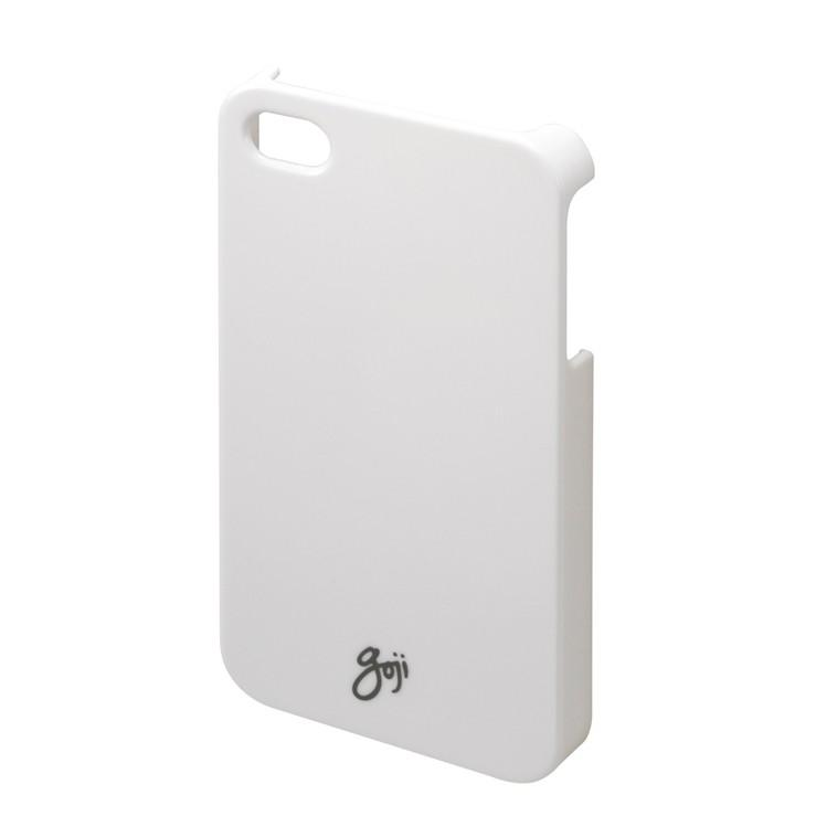 Goji deksel for iPhone 4/4S 4G2GI4WH13X (hvit) G2GI4WH13X