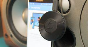 Test: Chromecast Audio