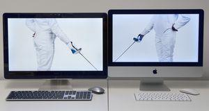 Test: Apple iMac 21,5
