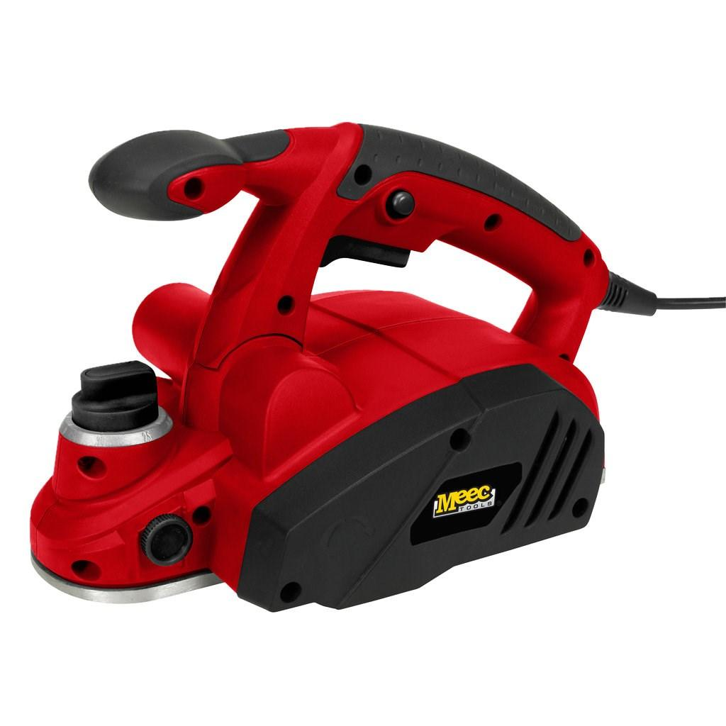 MEEC TOOLS RED El-høvel 900 W
