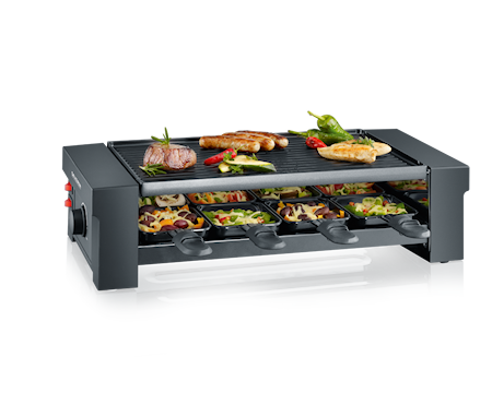 Severin Pizza-Raclette Grill