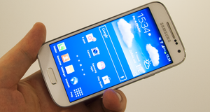 Test: Samsung Galaxy S4 Mini