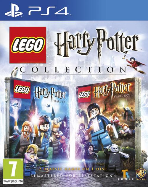 Lego Harry Potter Collection PS4 Inkl Years 1-4 og Years 5-7
