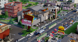 Anmeldelse: SimCity