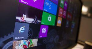 Test: Windows 8