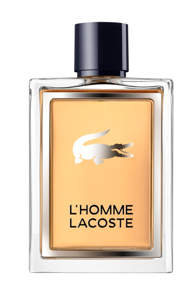 Lacoste L'homme Lacoste EdT 150 ml Unisex No color