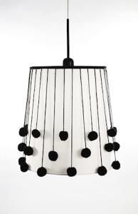 Globen Lighting Pendel Coco Hvit