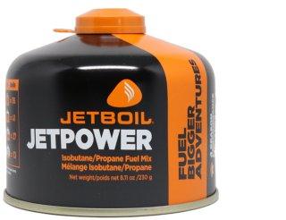 JetBoil Gas Fuel 230 gram gassboks JF230-EU 2020
