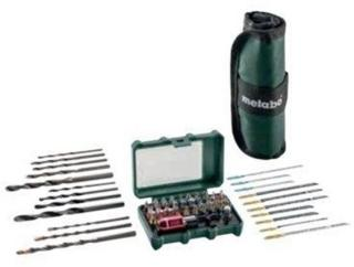 Metabo jig saw blade screwdriver and drill bit set 691095000