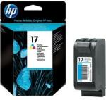 HP 17 Tri-Colour - C6625AE#ABB