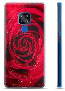 Huawei Mate 20 Hybrid-deksel - Rose