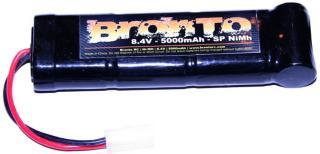 Bronto 8.4V 5000mAh - Bronto SP TAM - Ni-Mh