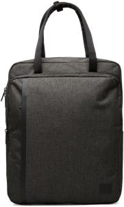 Herschel Travel Tote-Black Crosshatch Skulderveske Veske Svart Herschel Men