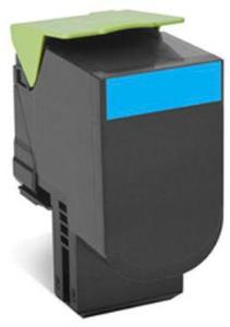 LEXMARK Cyan High Yield Return Cartridge (70C2HC0)